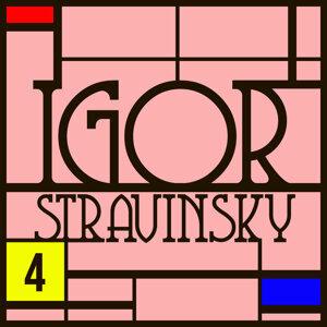 Concerto Pour Violon / Symphonie De Psaumes : Anthologie Igor Stravinsky Vol. 4