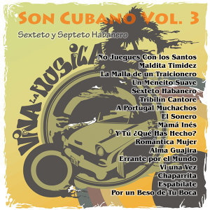 Son Cubano Vol. 3