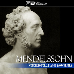 Mendelssohn Concert for 2 Pianos and Orchestra (Single)