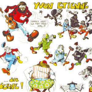 Yvon Etienne Et Gégé En Scène