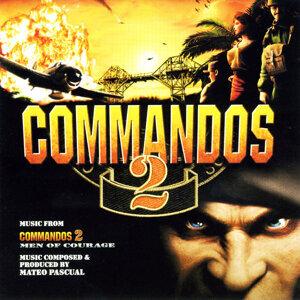 Commandos 2 Men of Courage