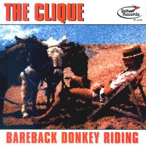 Bareback Donkey Riding