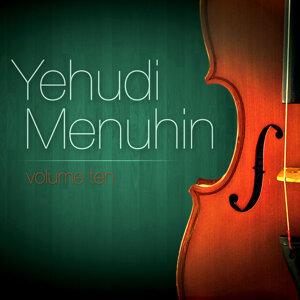 Yehudi Menuhin Vol. 10 : Sonate Pour Piano Et Violon / Concerto Pour Violon (César Franck / Edward Elgar)