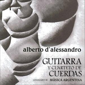 Guitarra y Cuarteto de Cuerdas - Lenguajes III - Música Argentina