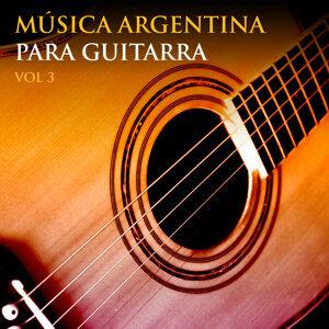 Música Argentina para Guitarra / Folklore, Vol. 3