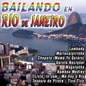 Bailando en Rio de Janeiro
