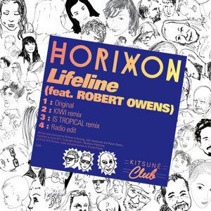 Kitsuné: Lifeline (feat. Robert Owens) EP