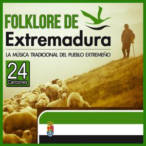 Folklore Extremadura. Danzas, Jotas, Bailes Extremeños. Vol.1