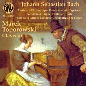 Bach: Pièces pour clavecin - Bnl 112930