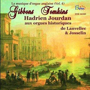 Tomkins: Orgues historiques de Lanvellec & Josselin, la musique d'orgue anglaise, vol. 4