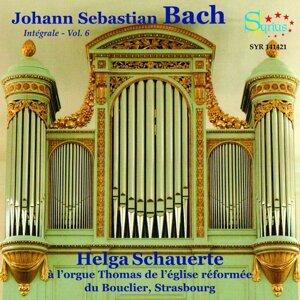 Bach: Intégrale de l'œuvre d'orgue, vol. 6