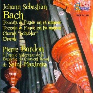 Bach: L'orgue historique de la Basilique  du Couvent Royal de Saint-Maximin