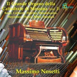 Pierné, Meyerbeer, Mendelssohn: Il Grande Organo della Cattedrale di Messina, vol. 5