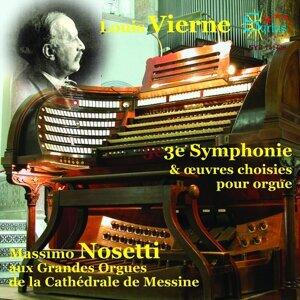 Vierne: 3e Symphonie & œuvres choisies pour orgue