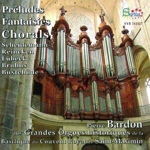 Préludes & Fantaisies de Chorals - Les Grandes Orgues de la Basilique du couvent Royal de Saint-Maximin