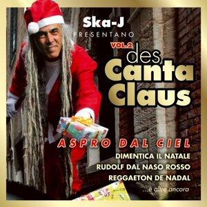 Des Canta Claus, Vol. 2 - Aspro dal ciel