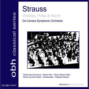 Strauss - Waltzes, Polka & March