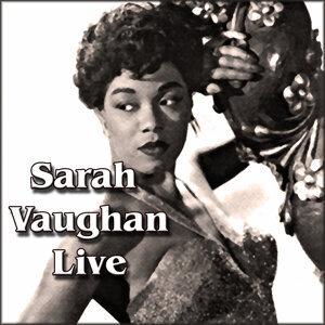 Sara Vaughan Live