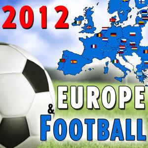 L'Europe et de football. Hymnes des pays