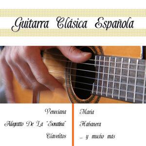 Música de Espana. Guitarra