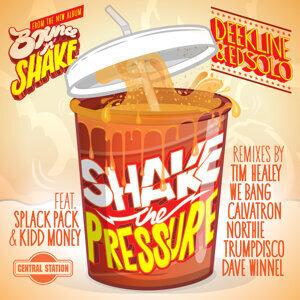 Shake The Pressure