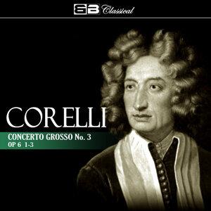 Corelli: Concerto Grosso No. 3, Op. 6: 1-3 (Single)