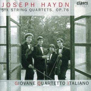 "J. Haydn : Six String Quartets, Op. 76 ""Erdödy Quartets"""