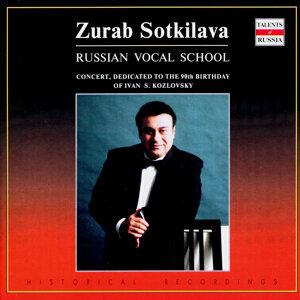 Russian Vocal School. Zurab Sotkilava - vol.3