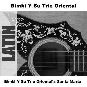 Bimbi Y Su Trio Oriental's Santa Marta