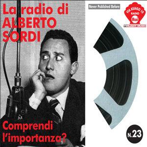 """La Radio di Alberto Sordi """"Comprendi l'Importanza?"""" - Rai Via Asiago 10"""