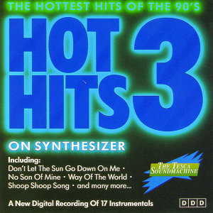 Hot Hits On Synthesizer Part 3