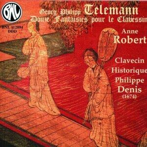 Telemann: Douze fantaisies pour le clavecin