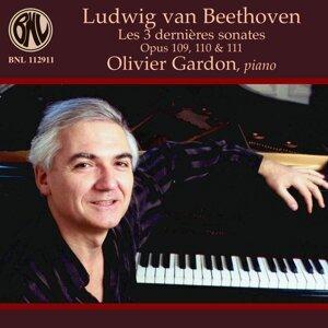 Beethoven: Les trois dernières sonates