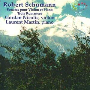 Schumann: Sonates pour violon et piano