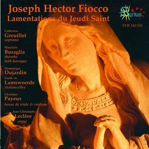J.-H. Fiocco: Lamentations du Jeudi Saint