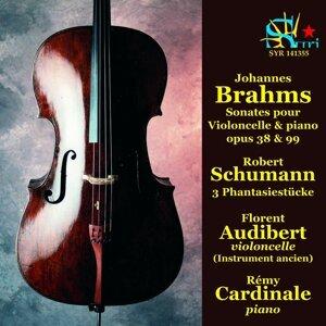 Brahms: Sonates pour violoncelle et piano