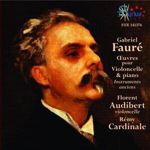 Fauré: Oeuvres pour violoncelle et piano