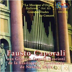 La Musique d'Orgue Italienne, Vol. 11 - Grandes études de concert