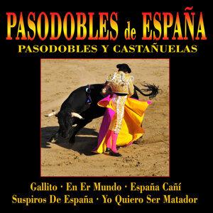 Pasodobles de España