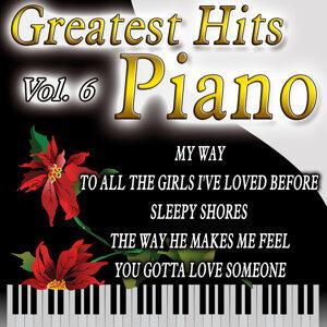 Greatest Hits Piano Vol.6