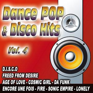 Dance Pop & Disco Hits Vol.4