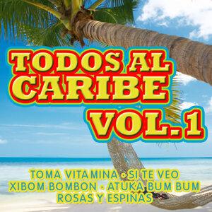Todos Al Caribe  Vol. 1