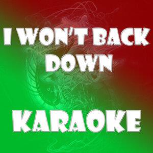 I won't back down (Karaoke)