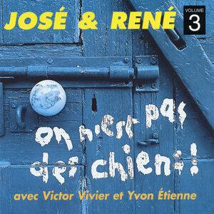 Vol. 3 : On Est Pas Des Chiens ! (Et Pourtant...) Avec Victor Vivier Et Yvon Etienne