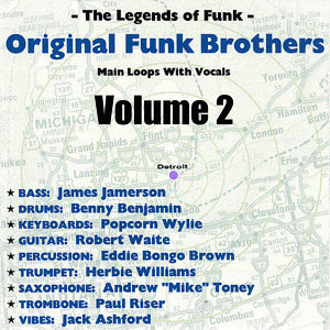 Original Funk Brothers Main Loops Volume 2