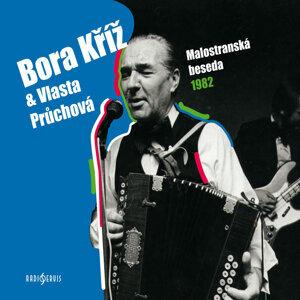 Bora Kříž and Vlasta Průchová - Malostranská beseda 1982 - LIVE