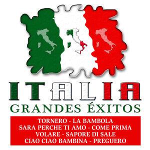 Italia - Grandes Exitos