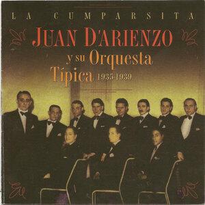Juan D'Arienzo y su orquesta tipica - La cumparsita