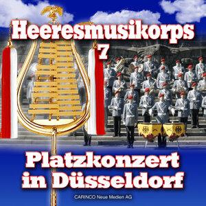 Platzkonzert In Düsseldorf