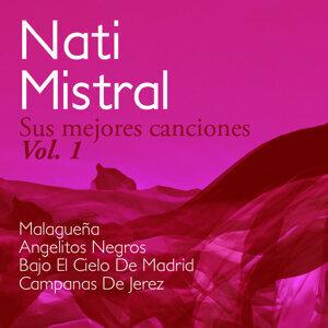 Nati Mistral Sus Mejores Canciones  Vol. 1